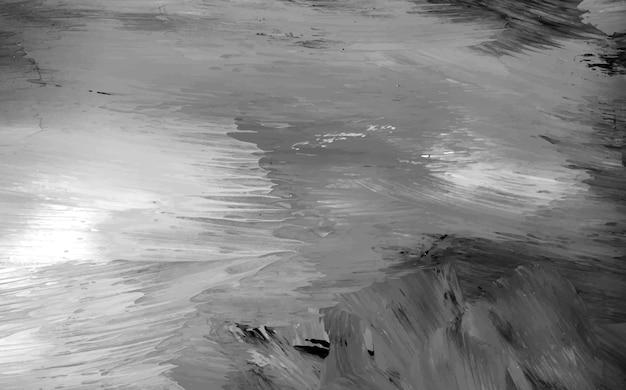 Grau gemalte tapete