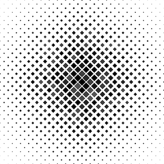 Graue abstrakte quadratische muster hintergrund von diagonalen quadraten