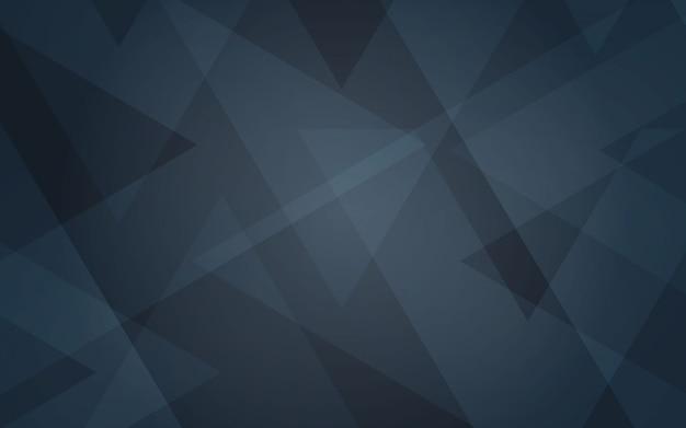 Graue farbe des abstrakten hintergrundes und schwarze farbe modernes geometrisches