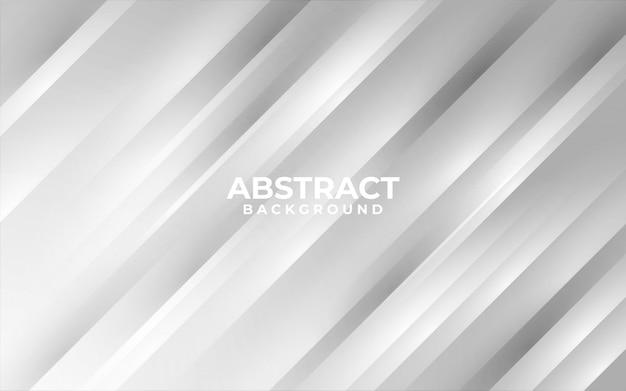 Grauer abstrakter hintergrund mit einem modernen konzept