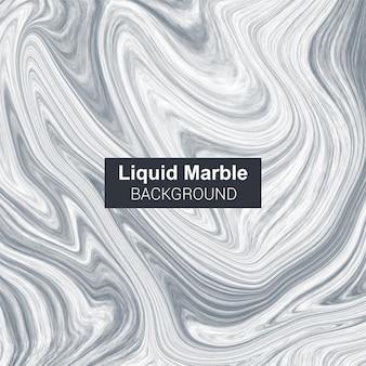 Grauer flüssiger marmorhintergrund. textur. schönes abstraktes design.