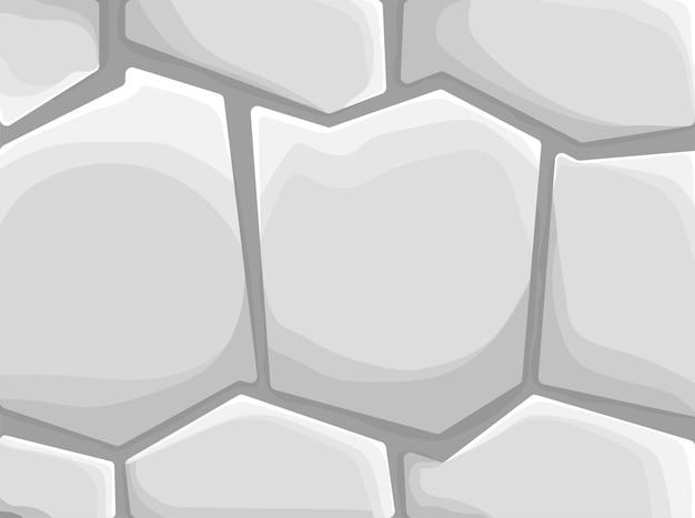 Graues weißes steinmuster des abstrakten geometrischen betons