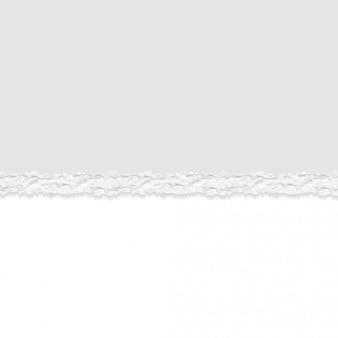 Gray ripped oder heftiger papierteiler-hintergrund