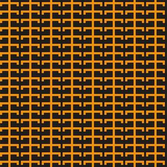 Griechische schlüssel nahtlose muster. geometrischer mäander. abstrakter vektor-vintage-hintergrund
