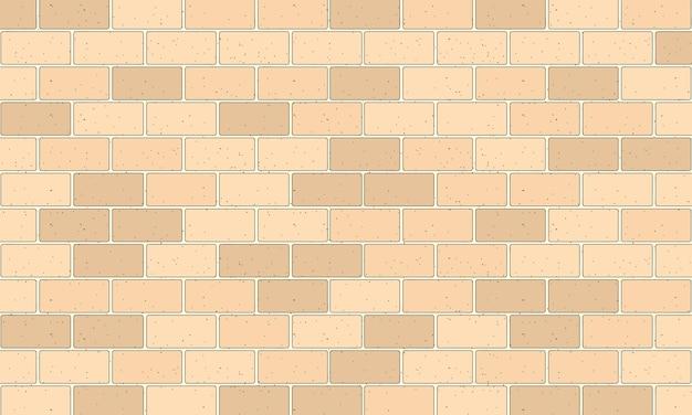 Grobes muster der backsteinmauer