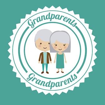 Großeltern entwerfen