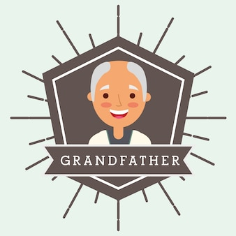 Großeltern tag menschen