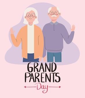 Großeltern-tageskarte