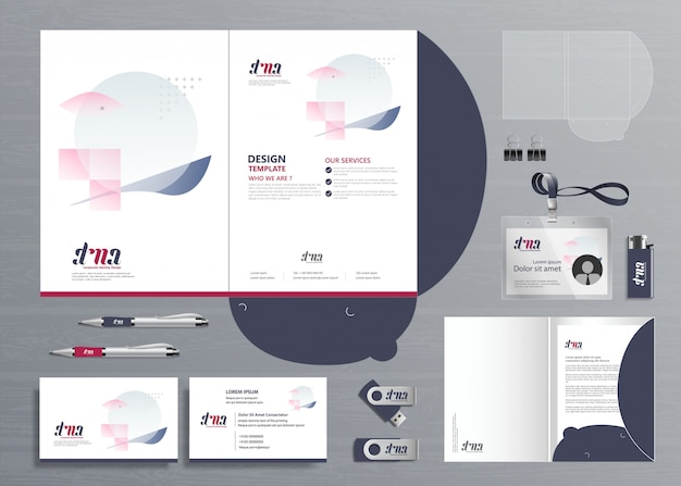Grossunternehmen folder technology stationery company