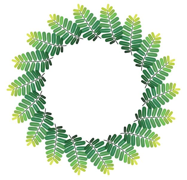 Grün lässt rahmen