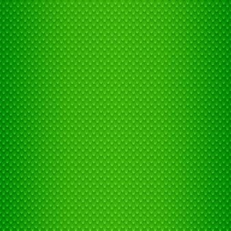 Grüne schlangenhaut skaliert nahtloses muster