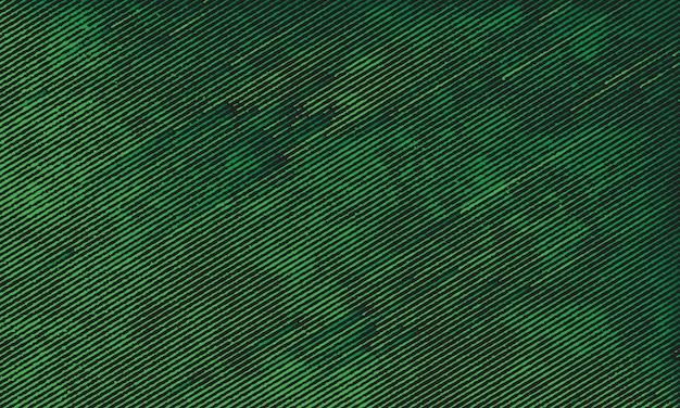 Grüner diagonaler grunge-streifen-hintergrund