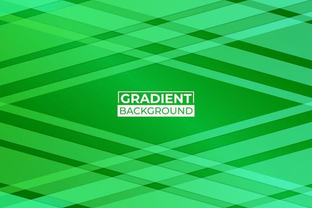 Grüner hintergrund mit farbverlauf