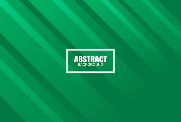 Grüner moderner bunter abstrakter hintergrund, vektor