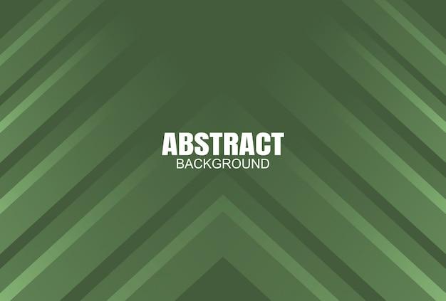 Grüner moderner bunter abstrakter hintergrund