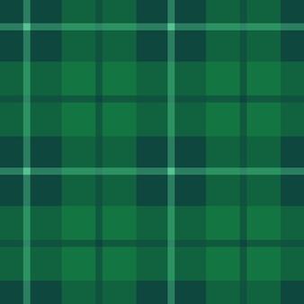 Grünes kariertes nahtloses traditionelles schottisches kiltmuster kann als dekoration weihnachtshintergrund verwendet werden