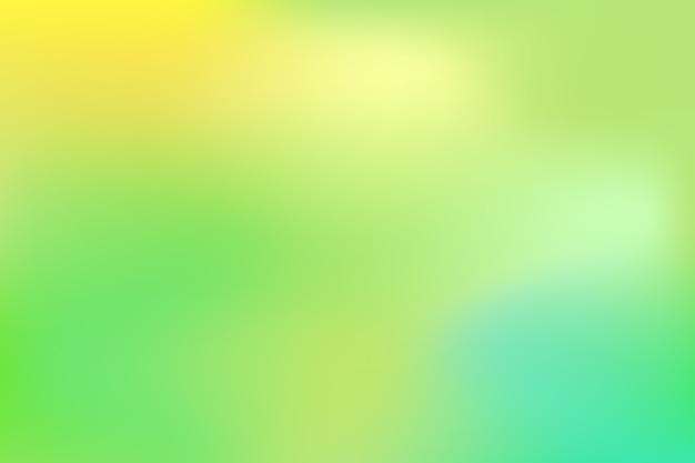 Grüntöne hintergrund mit farbverlauf