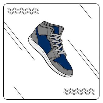 Grundlegender sneaker