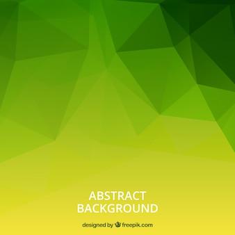 Grüner Hintergrund mit abstrakter Art