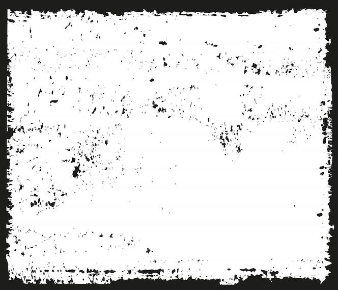 Grunge frame hintergrund