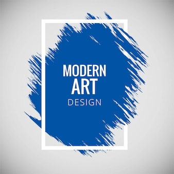 Grunge hintergrund vektor der modernen kunst