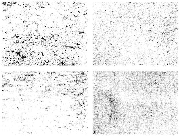 Grunge-overlay-texturen