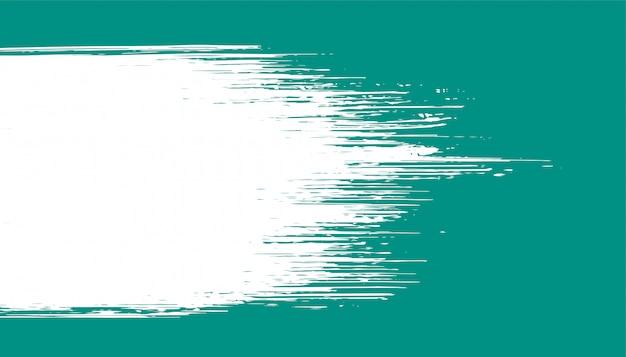 Grunge pinselstrich hintergrund mit textraum