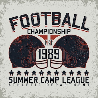 Grunge sport t-shirt grafikdesign, vintage sport druckstempel, sportbekleidung typografie emblem, kreatives design