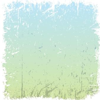 Grunge-stil hintergrund mit pastellfarben