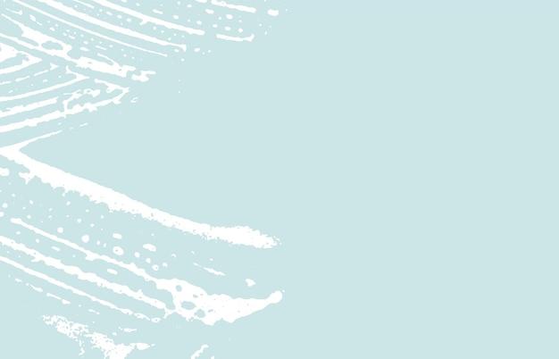 Grunge-textur. not blaue grobe spur. anmutiger hintergrund. lärm schmutzige grunge-textur. kostbare künstlerische oberfläche. vektor-illustration.