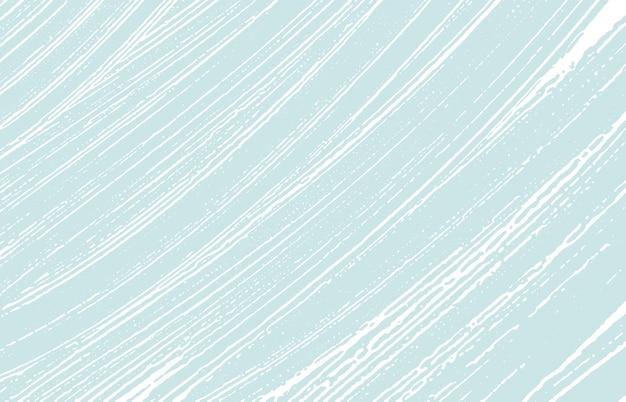 Grunge-textur. not blaue grobe spur. kreativer hintergrund. lärm schmutzige grunge-textur. verlockende künstlerische oberfläche. vektor-illustration.