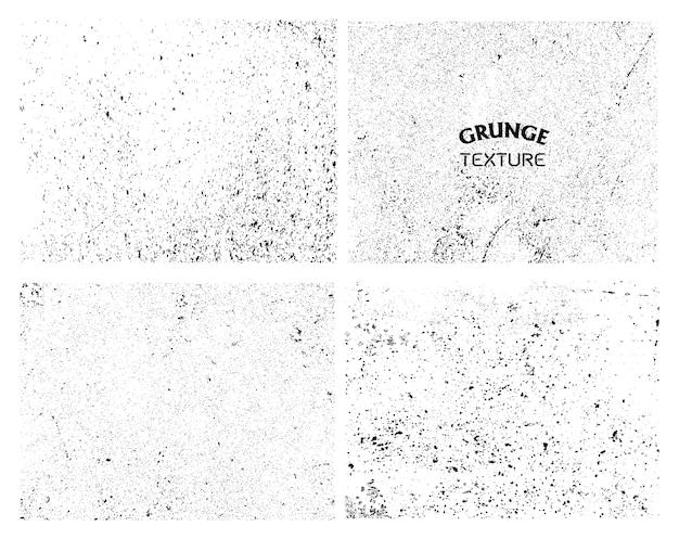 Grunge texturen sammlung