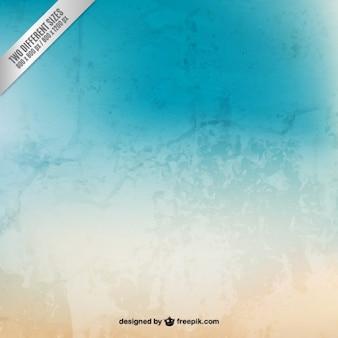 Grungy hintergrund mit farbverlauf