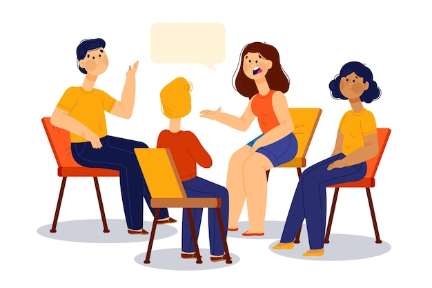 Gruppentherapiekonzept