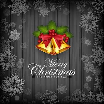 Grußkarte der frohen weihnachten