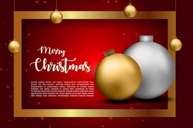 Grußkartenschablone der frohen weihnachten, weihnachtshintergrund