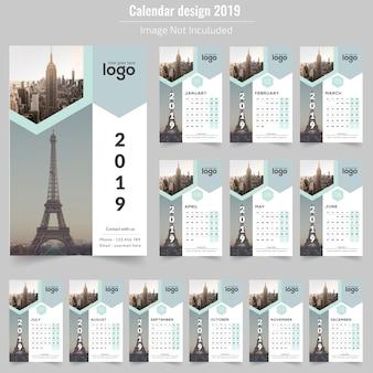 Guten rutsch ins neue jahr-wandkalender 2019