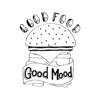 Gutes essen, gute stimmung