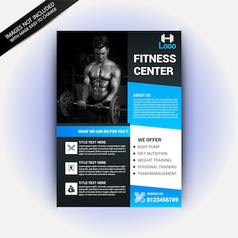 Gym-cover-vorlage