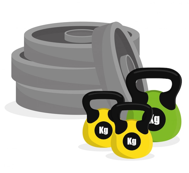 Gym digitales design.