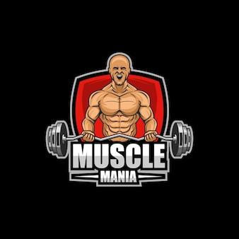 Gym logo vorlage