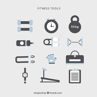 Gym-tools pack