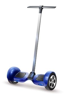 Gyro-roller realistische nahaufnahme bild