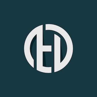 H brief logo symbol illustration