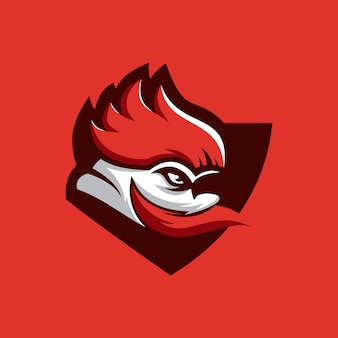 Hahn logo design