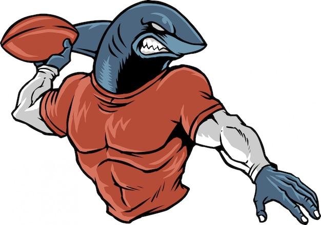 Haifischfußball 2