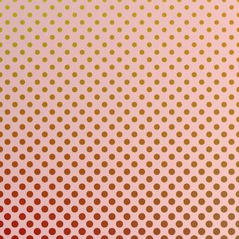 Halbtonsteigungskreis-musterhintergrund - vektorgrafikdesign