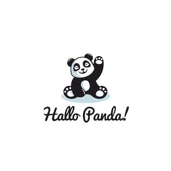 Hallo panda