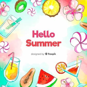 Hallo sommer