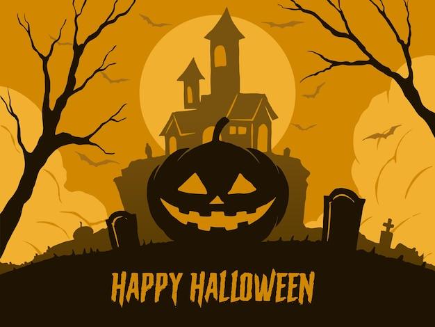 Halloween abbildung